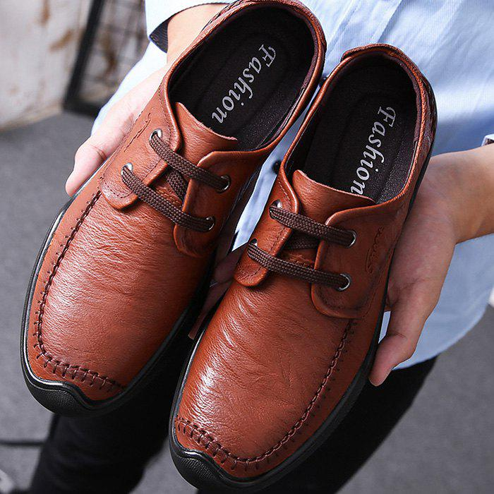 Fashion Fashion Men's Casual Leather Shoes