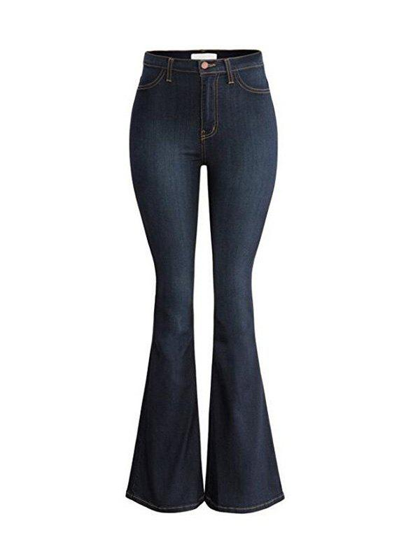 Chic Women Leisure Elastic Comfortable Slim Pants
