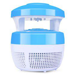 LED Photocatalyst Lamp Home Physical Electronic Mosquito Killer -