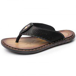 Men Fashion Versatile Lightweight Slippers -
