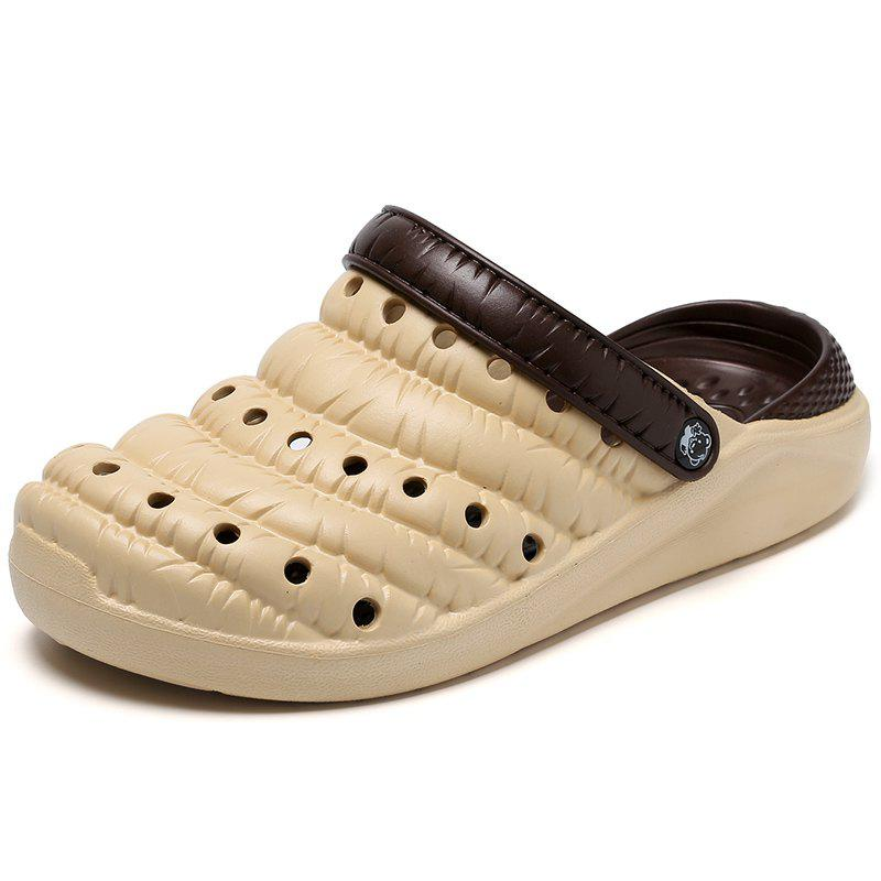 Online Simple Creative Caterpillar Men's Slipper