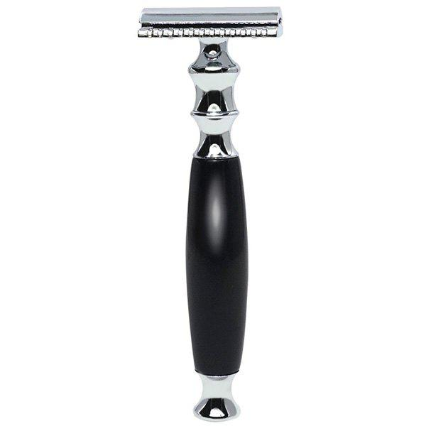 Online Retro Double-face Razor Resin Handle