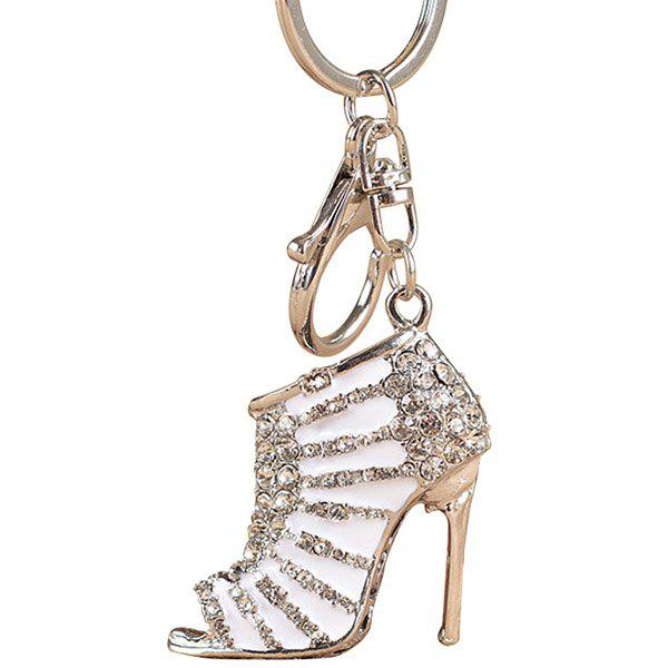 Latest 13 - Y8F3_5 - I10.3.71 Cute High Heel Car Key Chain