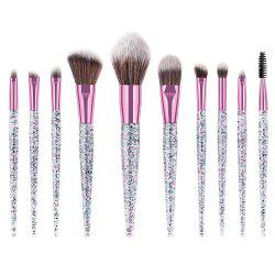 Pinceau de maquillage Eye Tools 10 PCS -