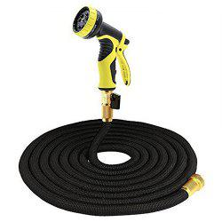 22.5M Thickened Magical Telescopic Water Pipe Multi-function Garden Watering Spray Set -