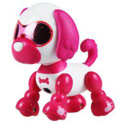 Smart Touch Puppy Dog Robot électronique Sensing Toy Toy pour enfants -