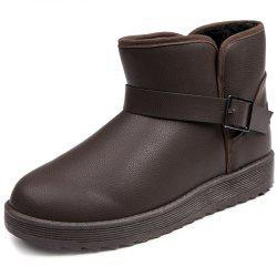 Men's Fashion Casual Snow Men's Boots -
