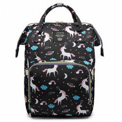 Large Capacity Mummy Bag Backpack -