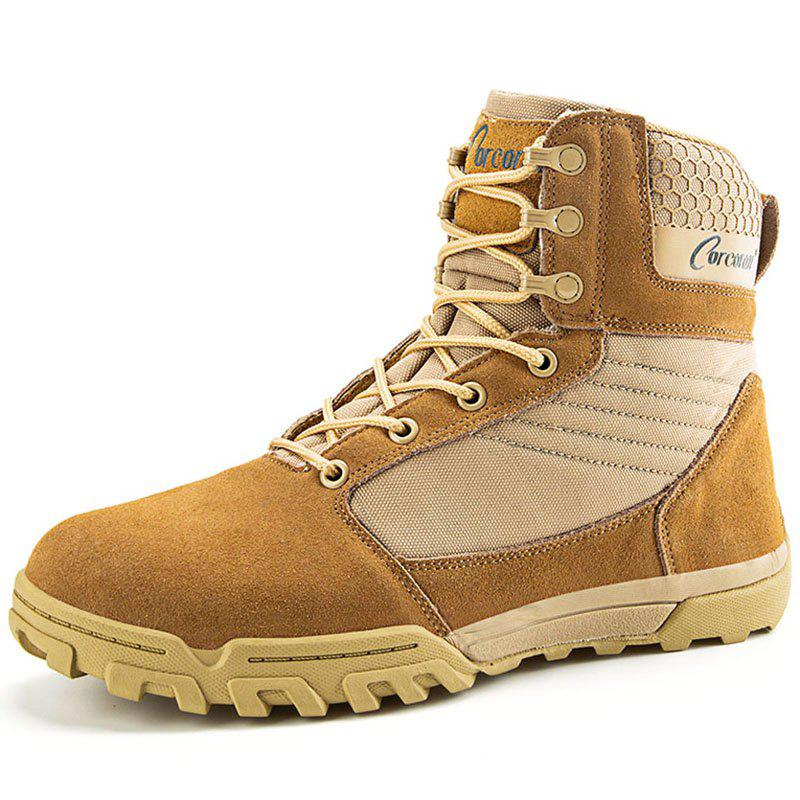 Buy High-top Outdoor Hiking Boots