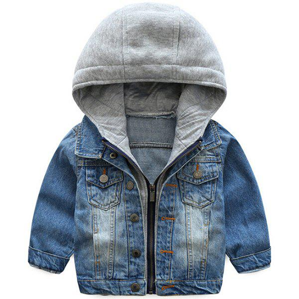 Best Spring Autumn Korean Denim Tops Casual Children's Jacket