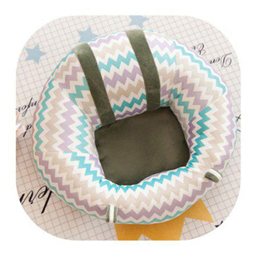 Discount Creative Baby Learning Chair Plush Toy Small Sofa Infant Safety Shatter-resistant Seat