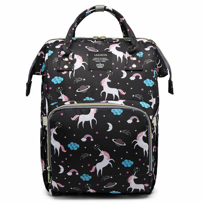 Chic Large Capacity Mummy Bag Backpack