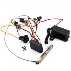 Excellent Bass Amplifying Circuit -