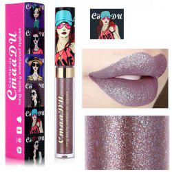 Sexy Beauty Matte Metallic Lip Gloss Long Lasting Waterproof Liquid Lipstick -