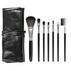 DQ0013 Makeup Brush 7-piece / Set -