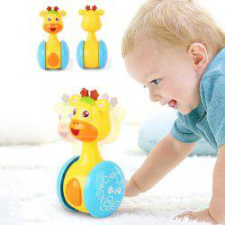 Tumbler Sliding Rattle 0 - 3 Years Old Baby Learning Climbing Toy ( English Version ) -