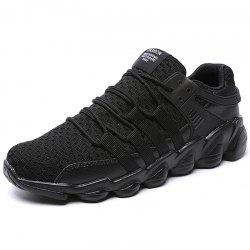 Men Fashionable Air Mesh Leisure Sports Shoes -