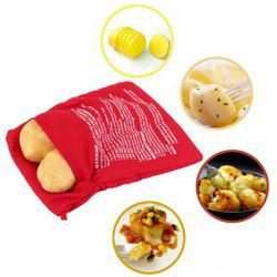 Microwave Oven Potato Bake Bag -