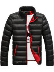 Men's Short Fashion Warm Down Jacket -