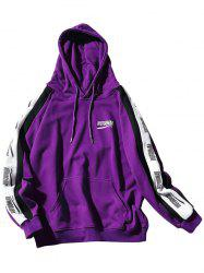 GH - GC7307 Fashion Hooded Plus Velvet Hoodie -