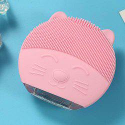 Cartoon Cleansing Instrument Rechargeable Pore Face Washer -