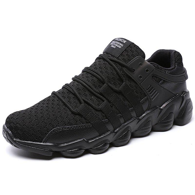 Unique Men Fashionable Air Mesh Leisure Sports Shoes