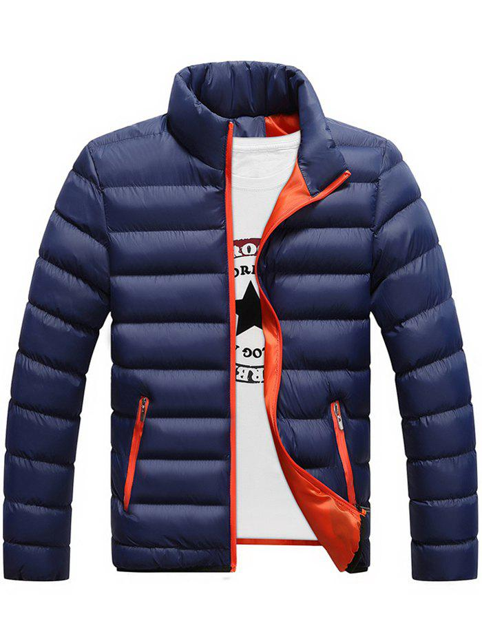 Cheap Men's Short Fashion Warm Down Jacket
