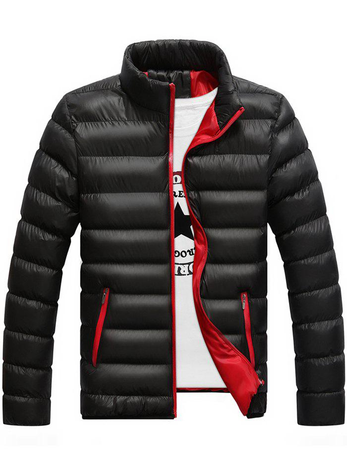 Store Men's Short Fashion Warm Down Jacket