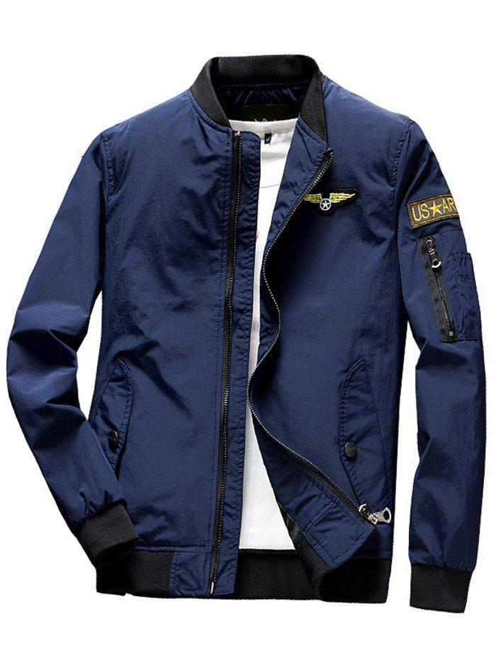 BC9876 - A570 Stylish Slim Men  's Jacket