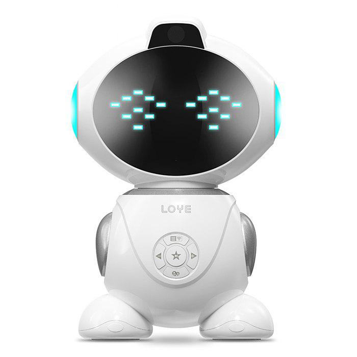 Lyl2 Early Education English / Chinese Learning Intelligent Robot Jouets