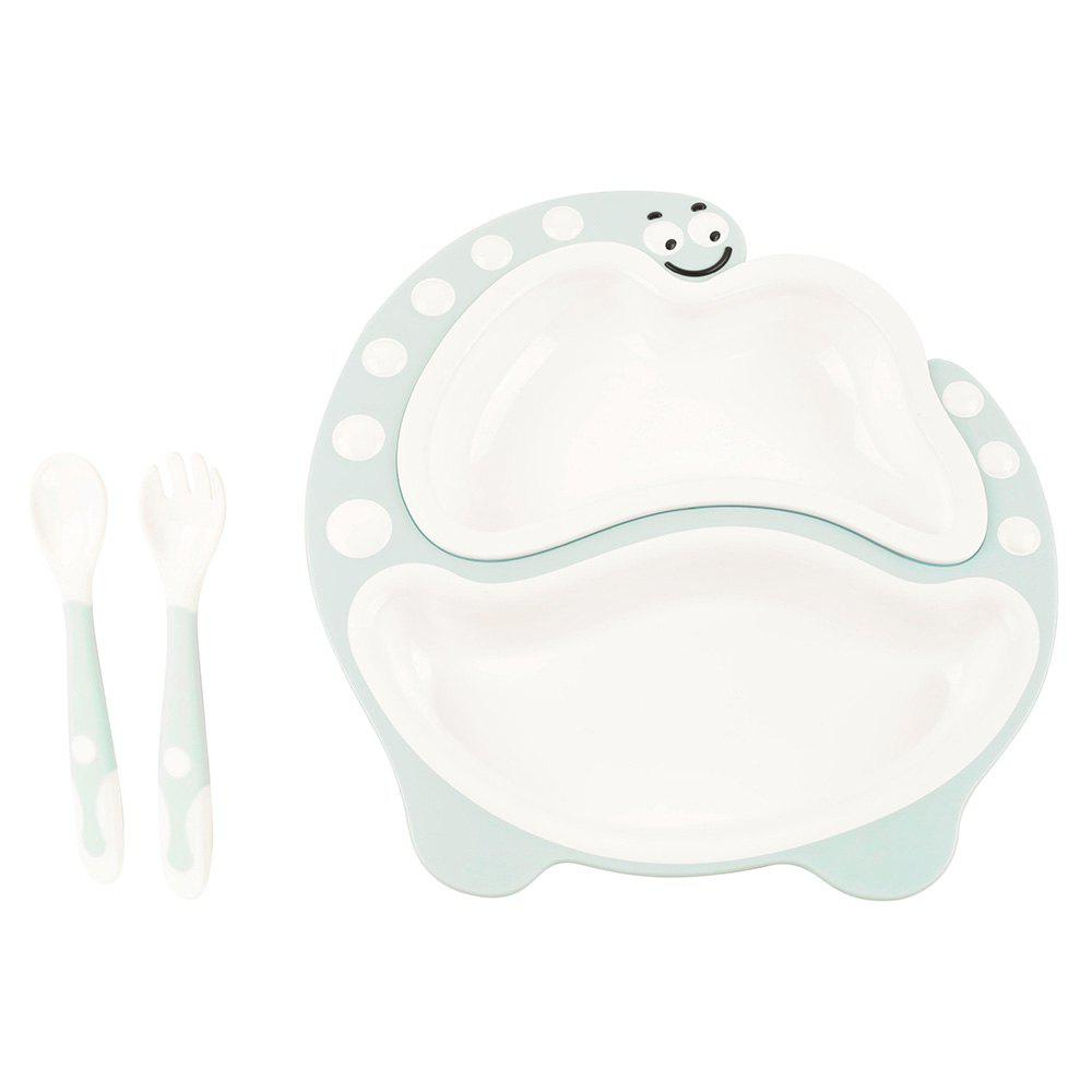 Shop WITHYOU Children's Separation Dinosaur Plate
