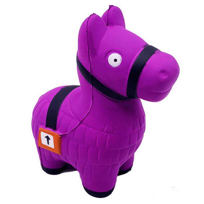 Trendy Slow Rebound Toy Fortress Night Donkey Doll