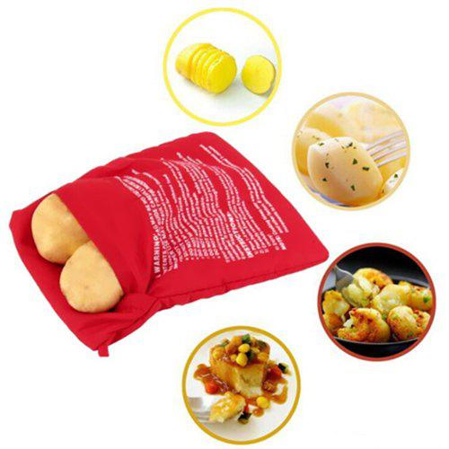Fancy Microwave Oven Potato Bake Bag