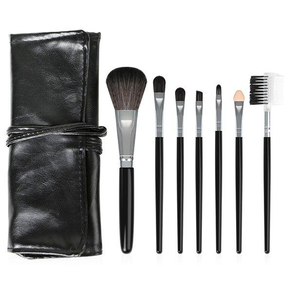 Trendy DQ0013 Makeup Brush 7-piece / Set
