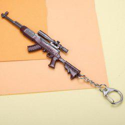 Weapon Model Pendant Keychain Jedi Survival Game Gift Keychain Around 12cm -