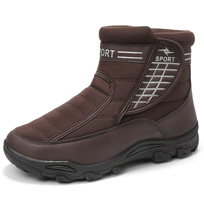 Affordable Men Outdoor Warmth Snow Boots