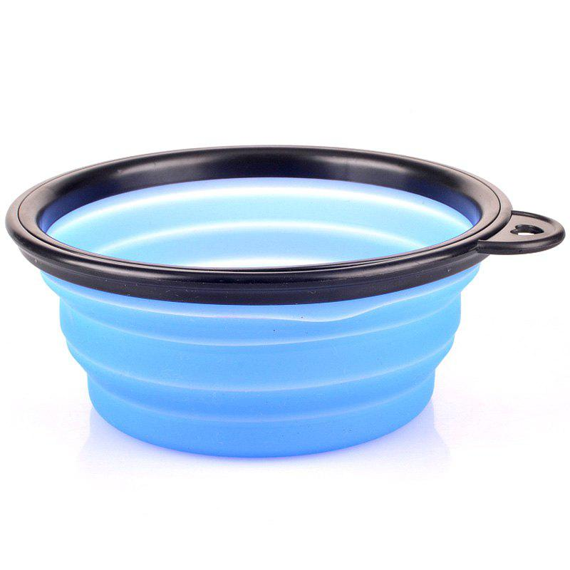 Outfits TPE Pet Portable Folding Silicone Bowl