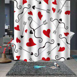 Fine Polyester Waterproof Shower Curtain -