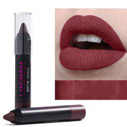 ML0011 Sexy Long Lasting Waterproof Velvet Matte Lipstick -