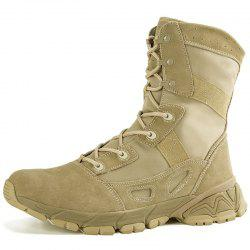 Men Stylish High-top Outdoor Boots -