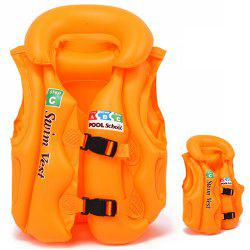 Child Anti-smashing Water Buoyancy Inflatable Life Vest -