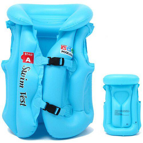 Outfit Child Anti-smashing Water Buoyancy Inflatable Life Vest