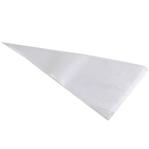 12 inch PE Disposable Baking Cake Pastry Bag 50pcs