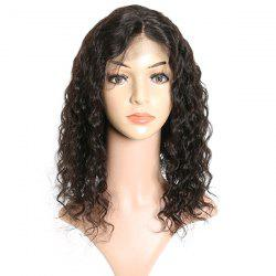 Fashion Ladies Real Curls Natural Color Wig -