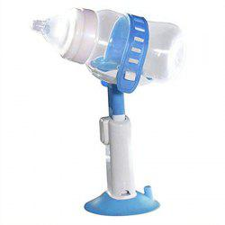Adjustable Anti-slip with Suction Cup Baby Bottle Holder -