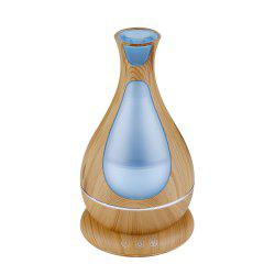 Humidifier Wood Grain Aromatherapy Machine Silent Ultrasonic Oil Diffuser Air Humidifier -