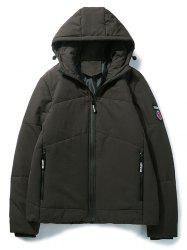 Fashion Men's Windproof Parka -