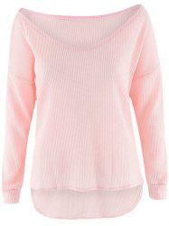 Stylish Lightweight Women's Pullover -
