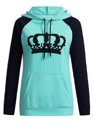 Hoodies manches longues unisexes -