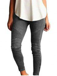 Fashion Casual Slim Tight Elastic Women's Pants -